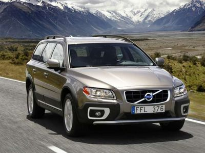 usata Volvo XC70 XC70D5 Summum AWD Geartronic Autom. Kombi / Family Van,