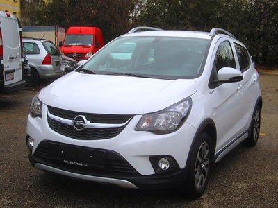 gebraucht Opel Karl 1,0 Ecotec Rocks Limousine