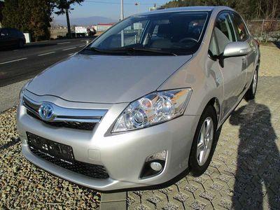 gebraucht Toyota Auris 1,8 VVT-i Hybrid Young *neues Service* Klein-/ Kompaktwagen