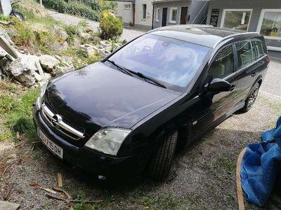 gebraucht Opel Vectra Caravan Elegance 2,2 DTI 16V Aut.