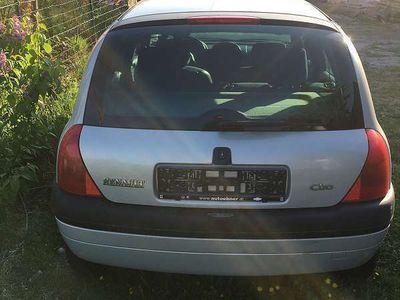 usata Renault Clio 1.2 mit Pickel Klein-/ Kompaktwagen,