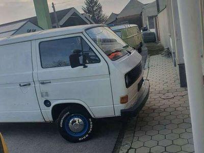 gebraucht VW T3 Type 251 70PS Kombi / Family Van
