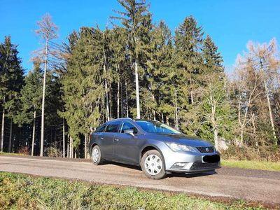 gebraucht Seat Leon ST Style 1,6 TDI CR Start-Stop Kombi Kombi / Family Van