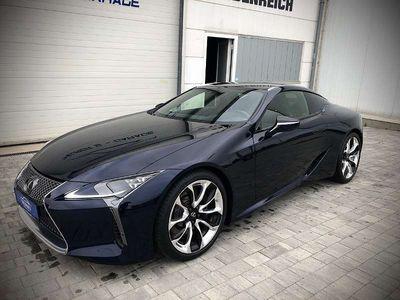 gebraucht Lexus LC 500 Sport - Sport+ / Carbon / Garantie Sportwagen / Coupé