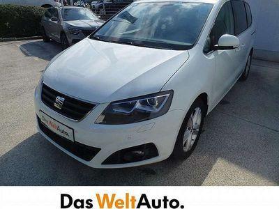 gebraucht Seat Alhambra Executive Plus TDI DSG Kombi / Family Van