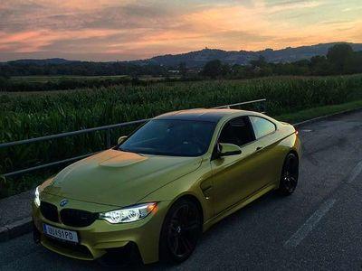 gebraucht BMW M4 4er-ReiheM-PERFORMANCE Sportwagen / Coupé