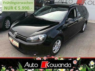 gebraucht VW Golf VolkswagenVariant Trendline 1,6 TDI *Super Ausstattung*