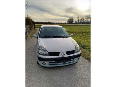 brugt Renault Clio B Klein-/ Kompaktwagen,