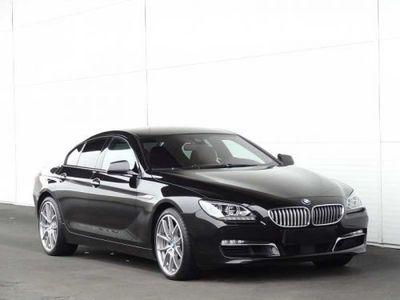 gebraucht BMW 650 i xDrive Gran Coupe Aut. /LED/HUD/RFK/SOFTCLOSE