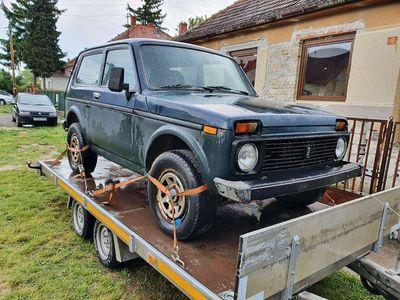 gebraucht Lada Taiga 4x4 1.7i SUV / Geländewagen