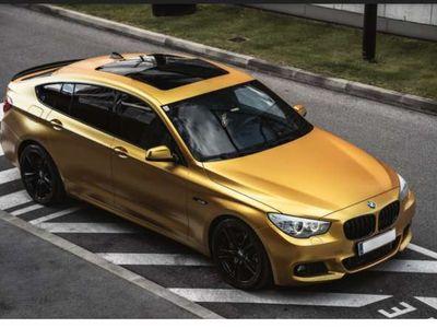 gebraucht BMW 530 Gran Turismo 5er-Reihe Diesel (F07) Pano / Mpaket