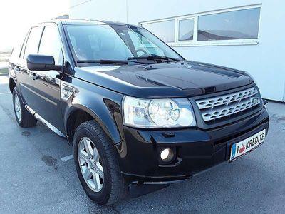 gebraucht Land Rover Freelander 2,2 SD4 Experience SE Aut. *KEINE KR... SUV / Geländewagen