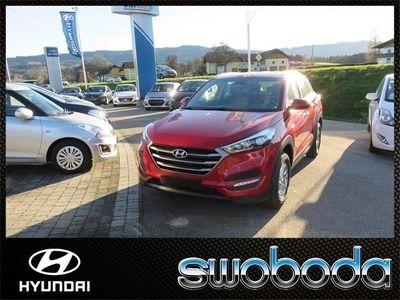 gebraucht Hyundai Tucson 1,6 GDI Start-Stopp Comfort SUV / Geländewagen,