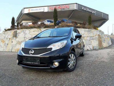 gebraucht Nissan Note 1,5 dCi Tekna Kombi / Family Van