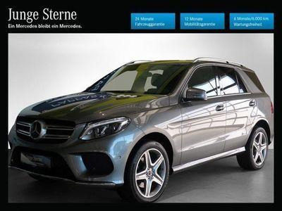 gebraucht Mercedes GLE350 d 4Matic Aut. Austria Edition *AMG-Line*