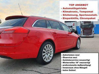gebraucht Opel Insignia ST 2,0 Sport CDTI DPF Aut.