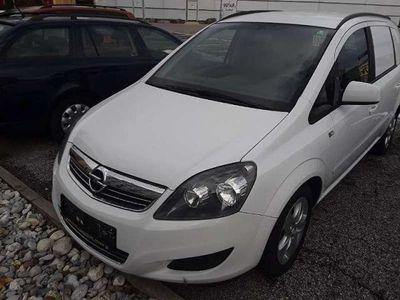 brugt Opel Zafira 1,7 CDTI Classic ecoflex Kombi / Family Van,