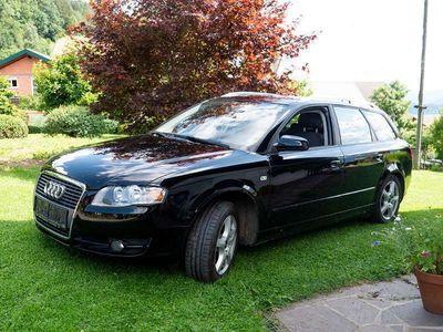 gebraucht Audi A4 Avant 1,9 TDI DPF Komfort Edition Kombi / Family Van,