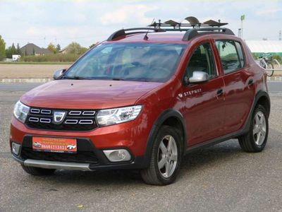 gebraucht Dacia Sandero Stepway dCi 90S*Top Ausstattung*Pick. 4.2022+4Mon*