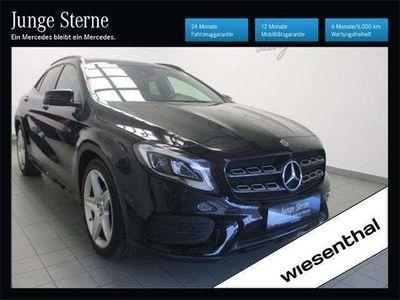 gebraucht Mercedes GLA220 d 4MATIC