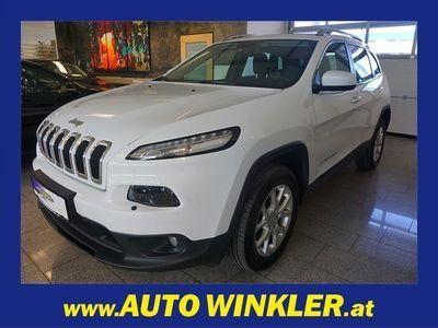 gebraucht Jeep Cherokee 2,0 MultiJet II AWD Winterpaket