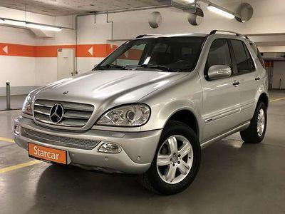 gebraucht Mercedes ML270 CDI Aut.BI-XENON*LEDER*TEMPOMAT*S.H.*