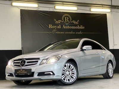 gebraucht Mercedes E350 CDI BlueEfficiency V6 * Traum - Coupe * PANORAMA *