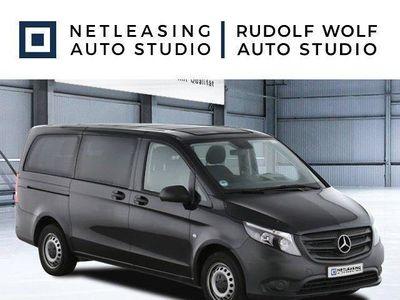 brugt Mercedes Vito 116 CDI Lang Navi+Tempomat+Klima Autom.