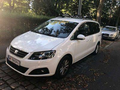 gebraucht Seat Alhambra Executive 2,0 TDI CR 4WD Kombi / Family Van