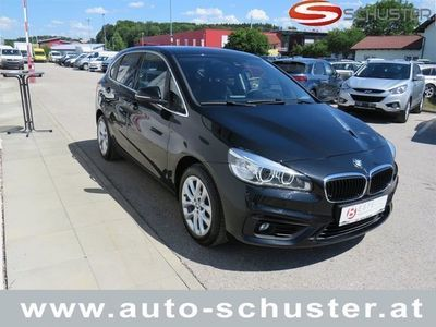 gebraucht BMW 218 Active Tourer d Advantage Aut. NP:37.500,-