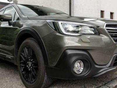 gebraucht Subaru Outback 2,5i Leder, Dinitrol, 8-fach bereift