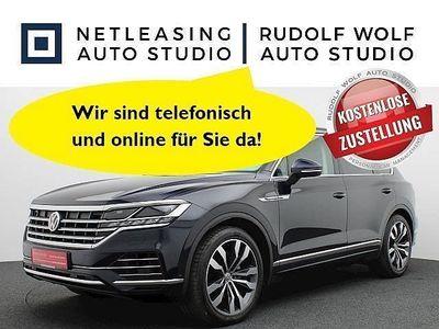 gebraucht VW Touareg 3.0 TDI ALLRADL. NAVI LEDER PANORAMA Pano.-Dach