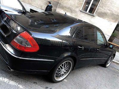 gebraucht Mercedes E280 E-KlasseAvantgarde 4MATIC CDI Limousine