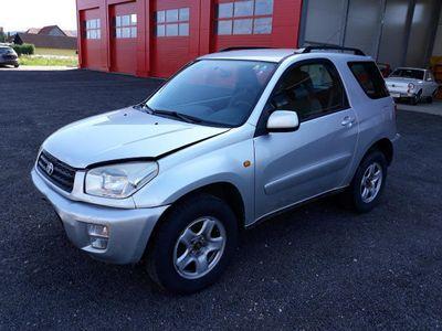 used Toyota RAV4 2,0 VVT-i 4WD 4x4 Klima