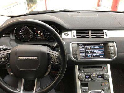 gebraucht Land Rover Range Rover evoque 2,2 TD SUV / Geländewagen