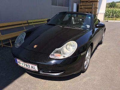gebraucht Porsche 911 Carrera Cabriolet 996 / Roadster