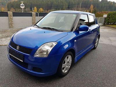gebraucht Suzuki Swift 1,3 GL+5DR SMC Klein-/ Kompaktwagen