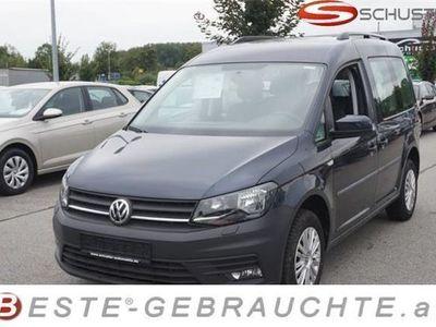 gebraucht VW Caddy TDI 2,0 Trendline Klima SHZ Tempomat P Kombi / Family Van,