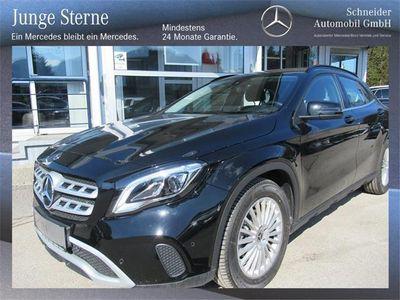 gebraucht Mercedes GLA180 GLA-KlasseSUV / Geländewagen,