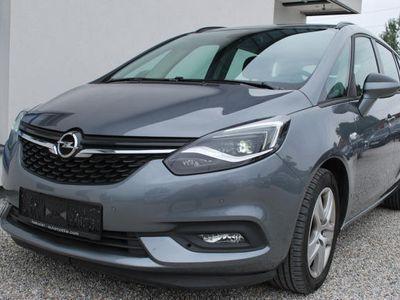gebraucht Opel Zafira 1,6 CDTI ECOTEC Edition Kombi / Family Van,