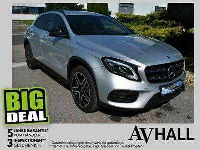 gebraucht Mercedes GLA200 AMG/LED/Navi/Teilleder/Kamera/..