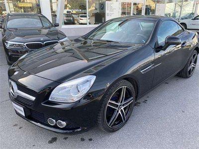 gebraucht Mercedes SLK200 SLK-KlasseBlueEfficiency Cabrio / Roadster
