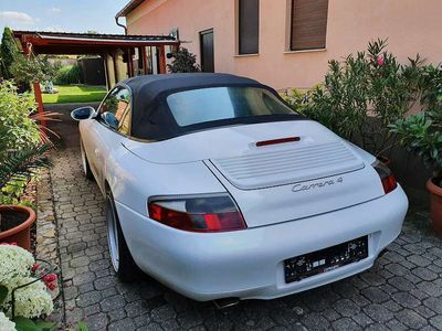 gebraucht Porsche 911 Carrera 4 Cabriolet Cabrio / Roadster