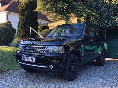 gebraucht Land Rover Range Rover 4.4l TDV8 SUV / Geländewagen