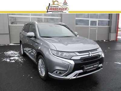 gebraucht Mitsubishi Outlander P-HEV 2,4 4WD Diamond Connect Leder AT