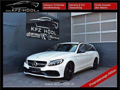 gebraucht Mercedes C63 AMG C-KlasseAMG S T Aut. Kombi / Family Van