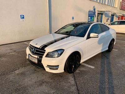 gebraucht Mercedes C220 CDI BlueEfficiency Coupe AMG