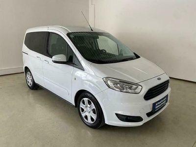 gebraucht Ford Tourneo Courier 1,0 EcoBoost Trend