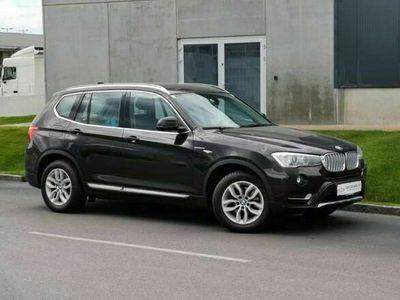gebraucht BMW X3 xDrive20d NAVI KAMERA XENON XLINE