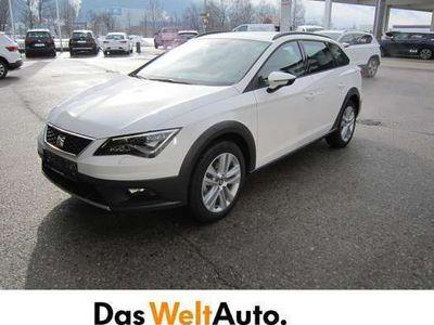 gebraucht Seat Leon X-Perience ST 4Drive TDI CR Kombi / Family Van,